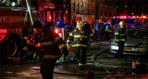 NY Fire Started By Child Playing With Stove: Officials