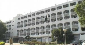 FO Summons Indian Deputy HC Over Ceasefire Violations