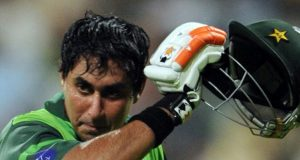 Nasir Jamshed Banned for One Year in Spot-Fixing Probe