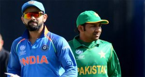 BCCI Hints at Possible Resumption of Pak-India Series