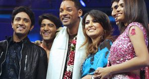 Hollywood Star Will Smith Visits India