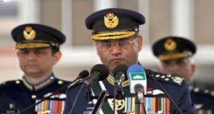 Forces Committed To Defend Sovereignty of Pakistan: Air Chief