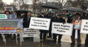 Dalits Hold Rally in London Against Indian Atrocities