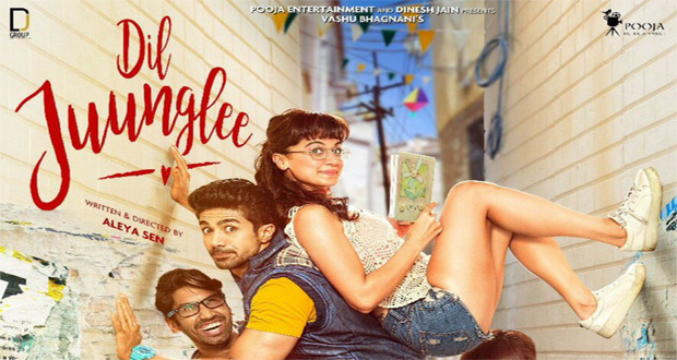 """Dil Junglee"" of Taapse To Release on February 16"