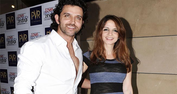 Hrithik, Sussanne Khan Marrying Again?