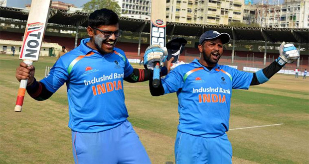Blind Cricket World Cup: India Beat Pakistan by Seven Wickets