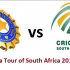2nd Test: South Africa 88 For 2 in Second Inning