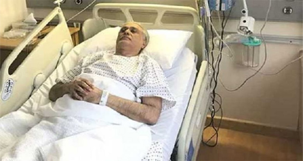 Ishaq Dar Admitted To London Hospital