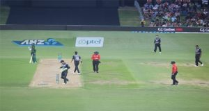Host New Zealand To Chase 182 Runs in Decider