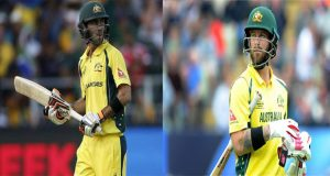 Maxwell, Wade Axed From ODI Squad To Play England