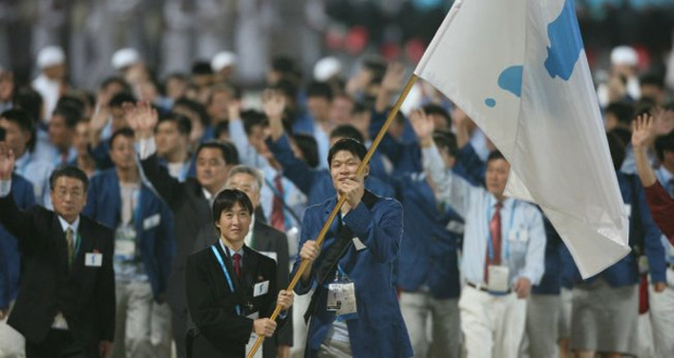 Koreas To Carry Single Flag At Winter Olympics