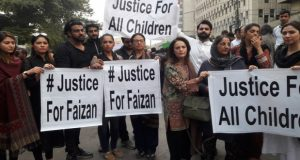 Celebrities Call Justice For Zainab