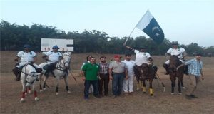 Pakistan Army Beat India in International Polo Tournament