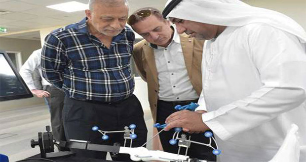 First Robot-Assisted Orthopedic Surgery Conducted in Dubai