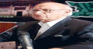 Veteran Lawyer, Senior Politician SM Zafar Quits Politics