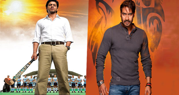 After SRK, Ajay To Play Hockey Coach?