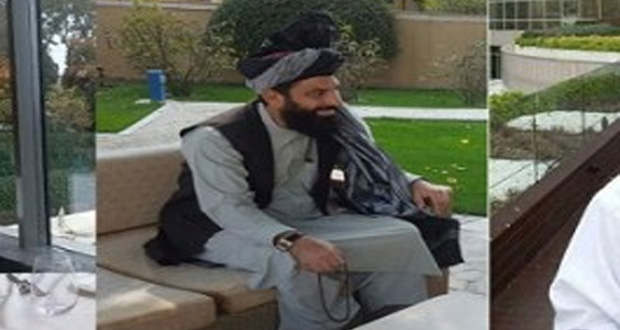 Afghan Taliban, Govt Holdings Talks in Istanbul: Report