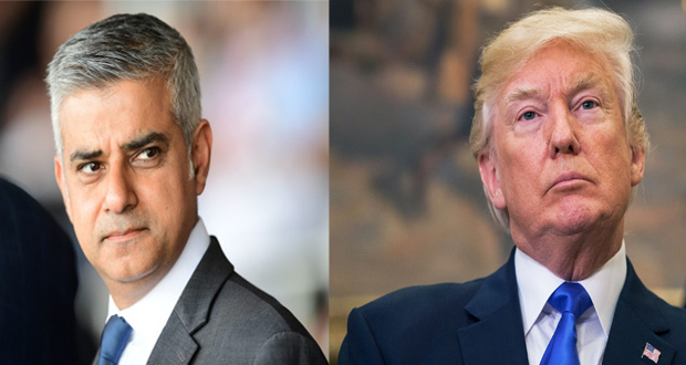 Trump 'Got The Message' Over UK Visit: London Mayor