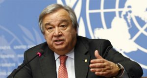 Further Violence Must Be Avoided in Iran: UN Chief