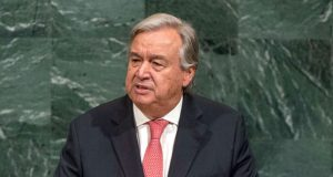 UN Chief Stresses On Regional Partnership To Counter Extremism