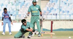 Pakistan Sets The Target Of 309 Against India In Blind CWC Final