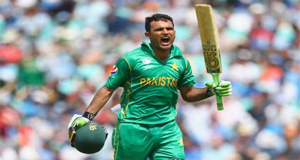 Fakhar Zaman Bags 2nd Place In ICC Ranking