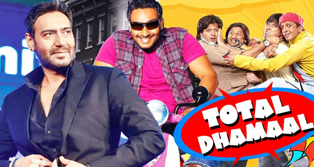 Shooting For 'Total Dhamaal' Kicks Off