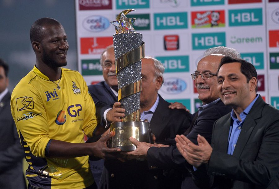 Can't Wait To Lift PSL Trophy, Says Darren Sammy