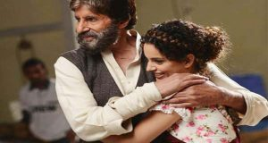 Kangana Ranaut And Amitabh Bachan To Share Screen