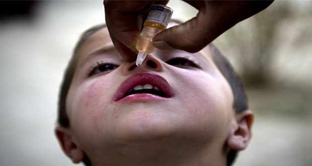 Countrywide Anti-Polio Drive To Kick-Off Today