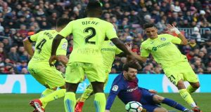 Barcelona Draw Blank For 1st Time in La Liga This Season