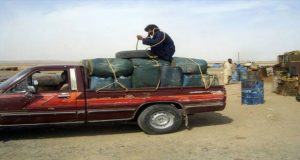 9500 Liters Of Iranian Diesel Recovered In Police Raid