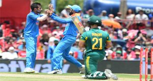 5th ODI: India Thrash SA To Seal The Series