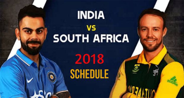 South Africa To Take On India in Fifth ODI Today