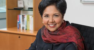 A First Women Independent Director of ICC