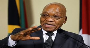 South African President Steps Down