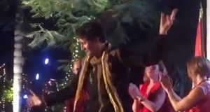 Canadian PM Justin Trudeau Shows His Dance Skills in Desi Style