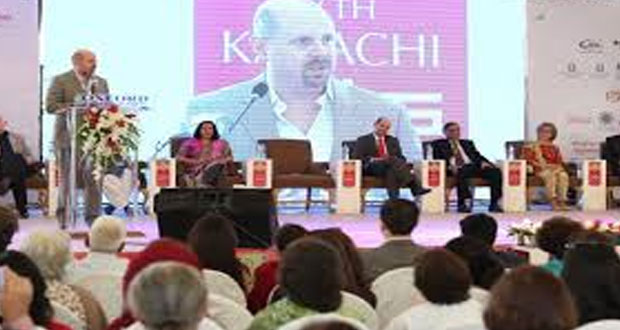 9th Three-day Karachi Literature Festival Kicks Off