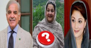 Shehbaz, Kalsoom, Maryam Being Discussed As New Head: Sources