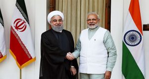 Modi, Rouhani Agree To Help Afghanistan Together