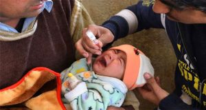 Anti-Polio Drive Kicks-off In Selected Districts of Country