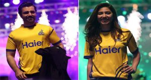 PSL: Defending Champion Zalmi Unveil New Kit For 3rd Edition