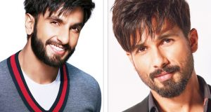 "Ranveer Singh Reacts On Shahid Kapoor's ""outsider"" Comment"