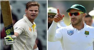 Test Series Between S.Africa, Australia To Start on Thursday
