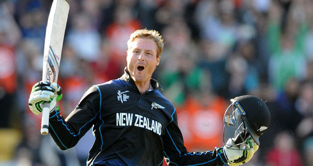 Guptill Becomes Top Scorer of T20