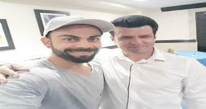 Virat Kohli has a Special Message For Aleem Dar
