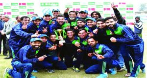Karachi Whites Beat Islamabad in One Day Cup