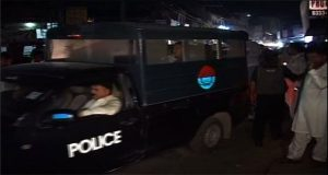 Police Conduct Search Operation In Lahore