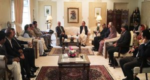 PML-N Meeting Underway To Mull Over Future Strategy