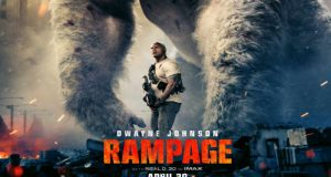 """Latest Trailer Of """"Rampage"""" Excites Fans"""
